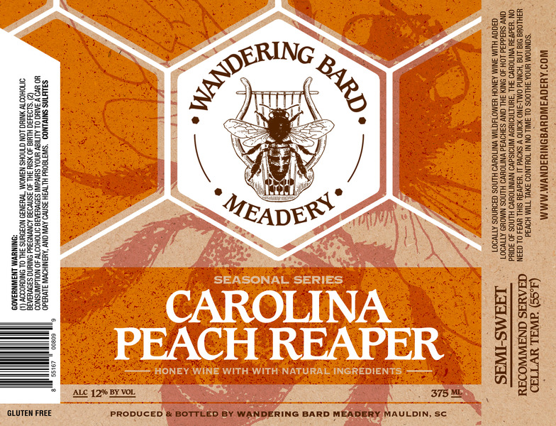 Product Image for 2018 Carolina Peach Reaper