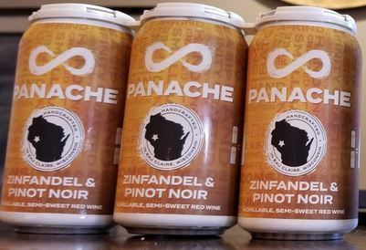 Panache Canned Wine (3-Pack)