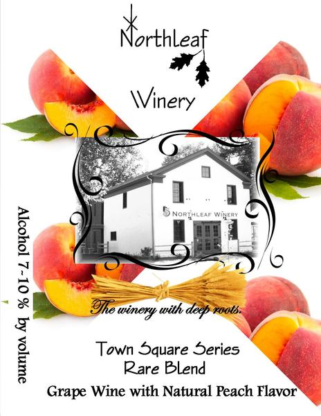 Town Square Series Rare Blend (Peach Chardonnay)