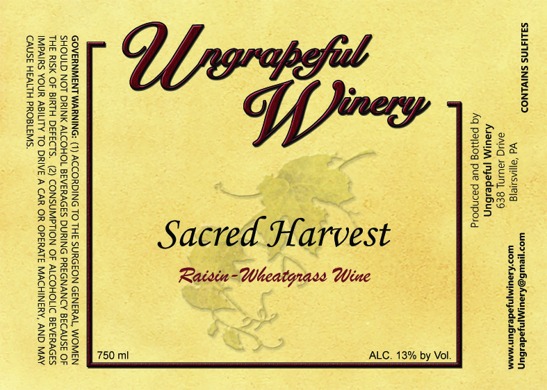 Product Image for Sacred Harvest