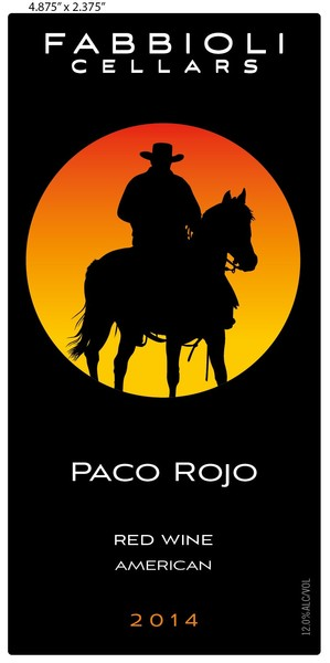 Product Image for Paco Rojo