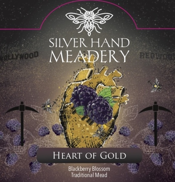 2020 Heart of Gold - Blackberry Blossom