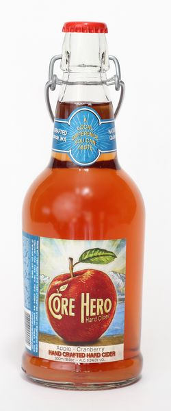 Apple Cranberry Hard Cider