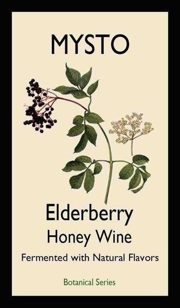 Product Image for 2016 Elderberry Honey Wine