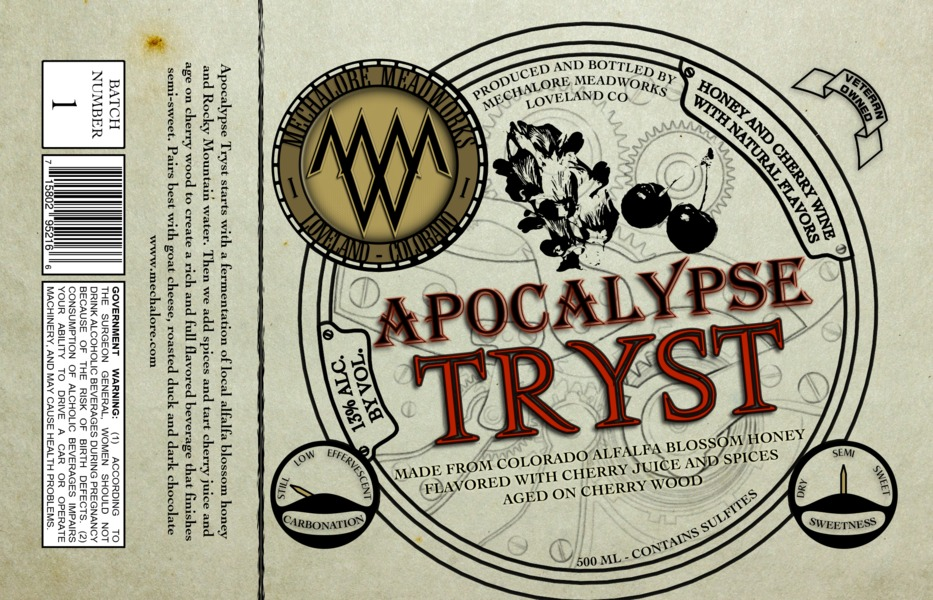 Product Image for 2019 Apocalypse Tryst