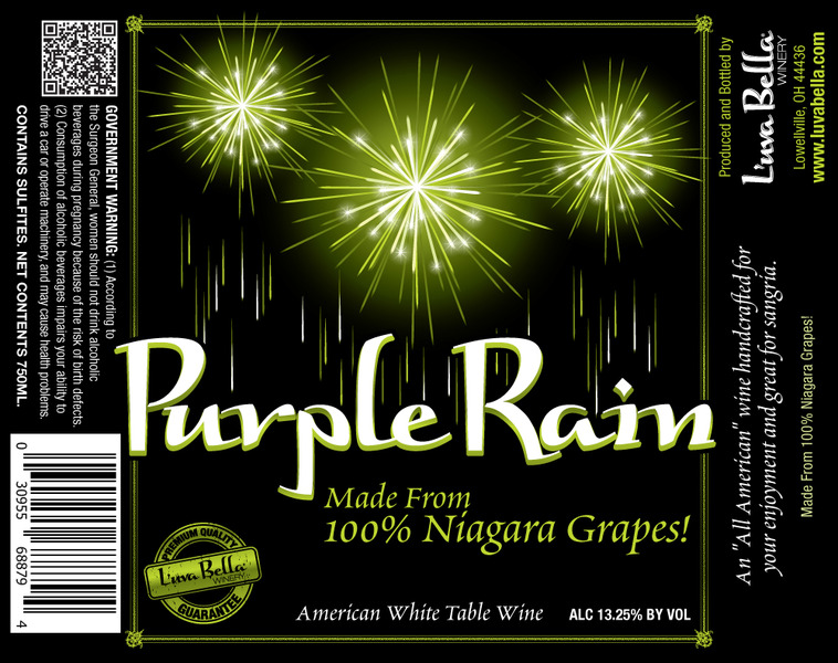 Product Image - Purple Rain-Niagara