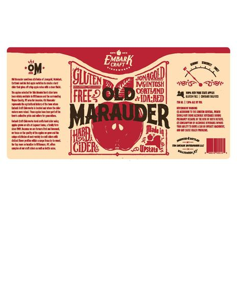 Product Image for 2017 Old Marauder