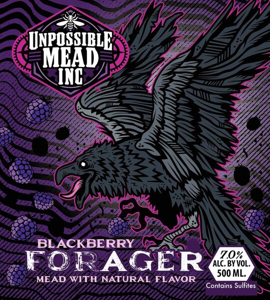 2019 Blackberry Forager