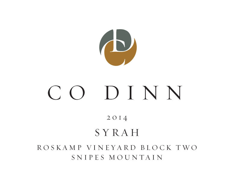 2014 Syrah Roskamp Vineyard Block Two