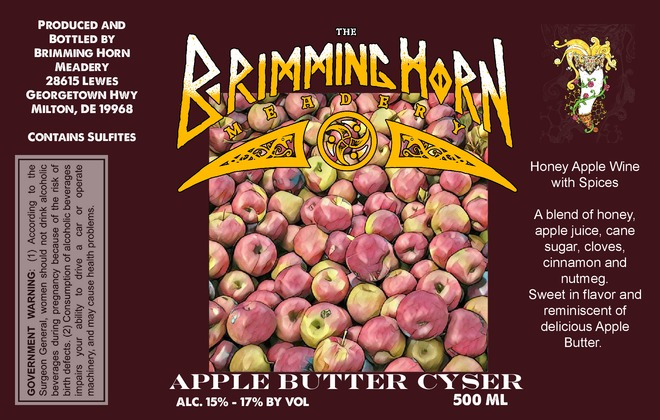 Product Image for 2018 Apple Butter Cyser