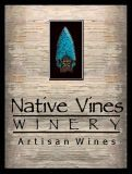 Brand for Native Vines Winery