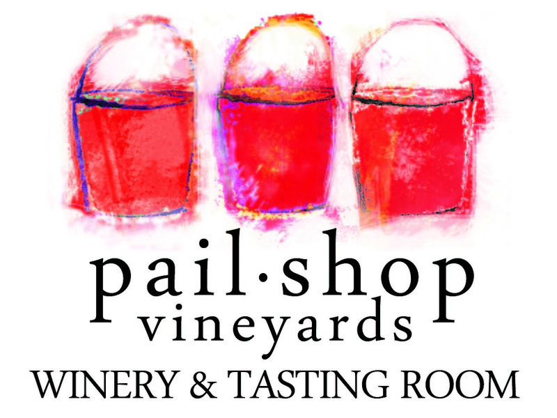 Logo for Pail Shop Vineyards