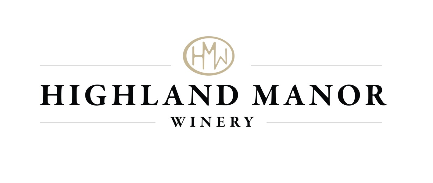 Brand for Highland Manor Winery