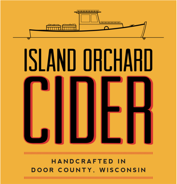 Brand for Island Orchard Cider