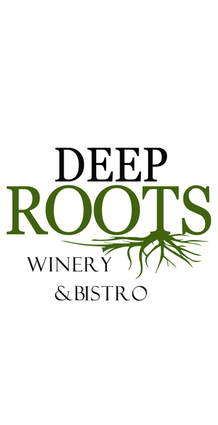 Logo for Deep Roots Winery