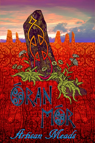 Brand for Oran Mor Artisan Mead, LLC