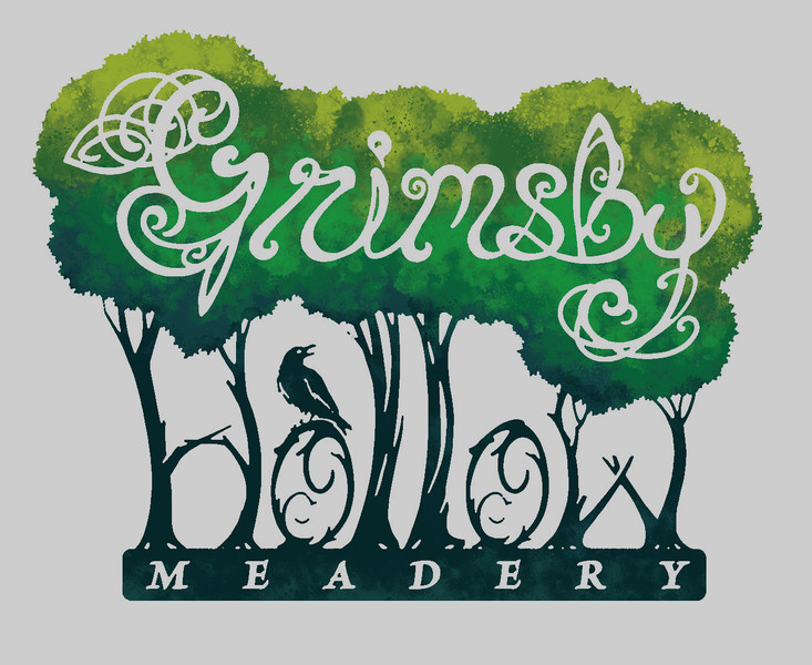 Logo for Grimsby Hollow Meadery