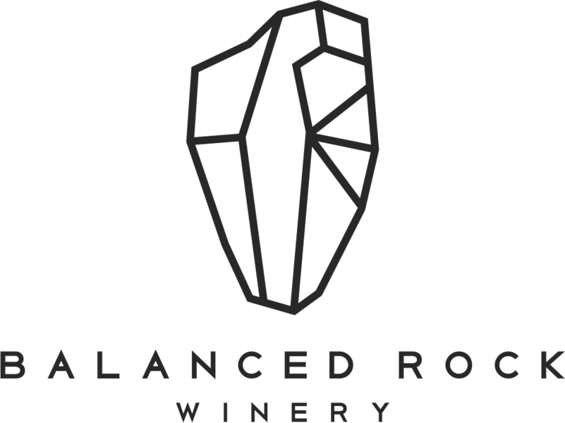 Logo for Balanced Rock Winery