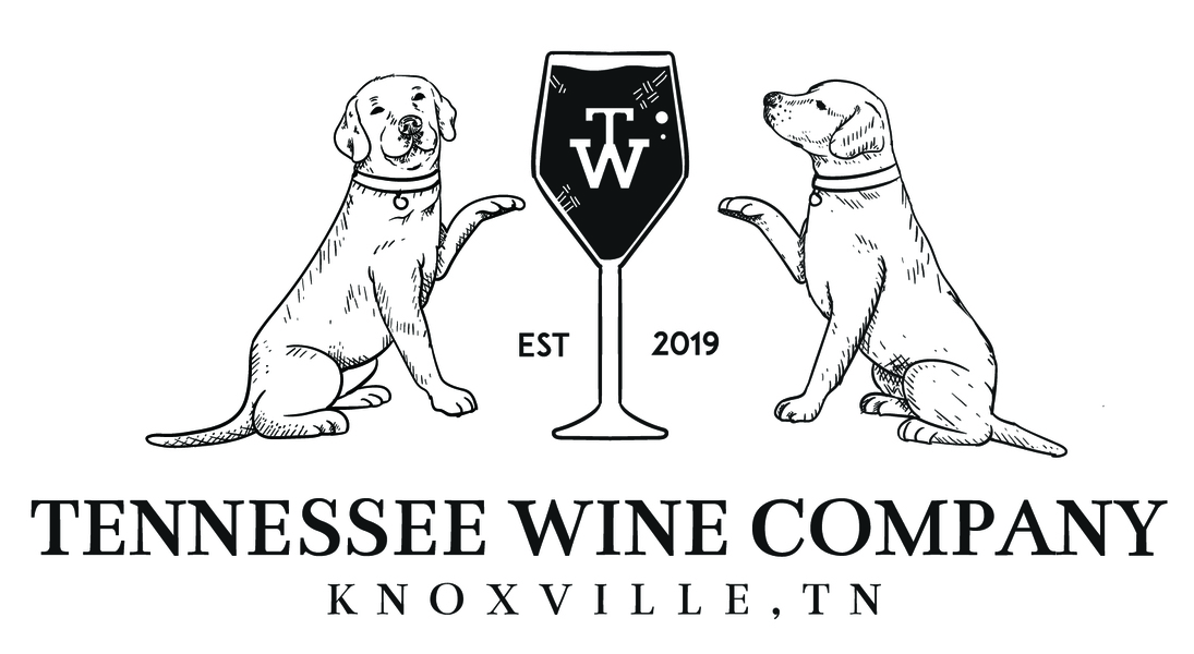 Brand for Tennessee Wine Company