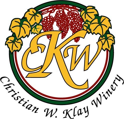 Logo for Christian W Klay Winery Inc