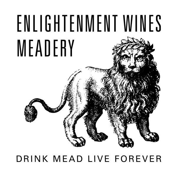 Brand for Enlightenment Wines Farm and Meadery