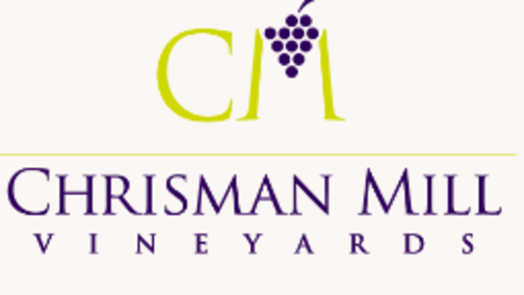 Logo for Chrisman Mill Vineyards