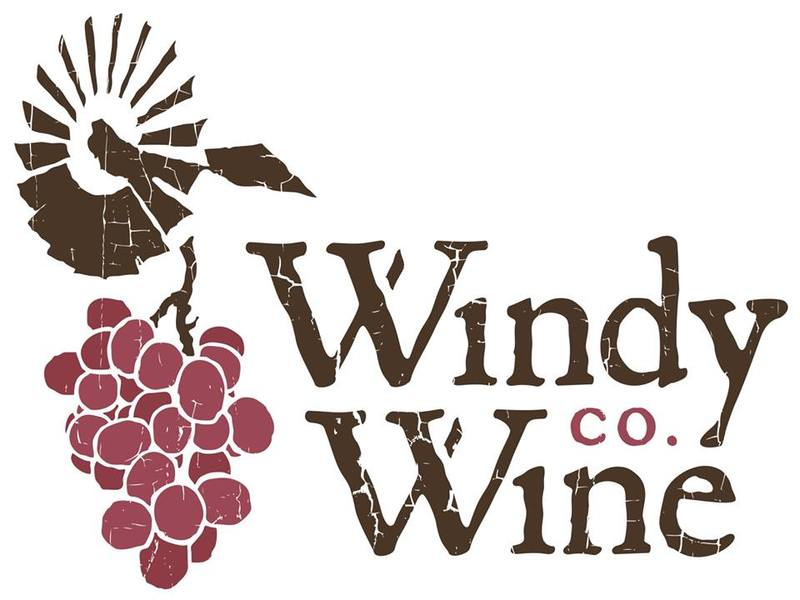 Brand for Windy Wine Company