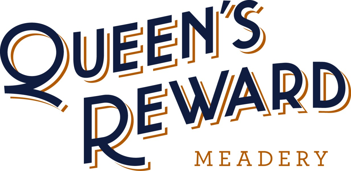 Logo for Queen's Reward Meadery