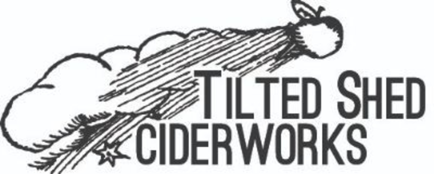 Brand for Tilted Shed Ciderworks