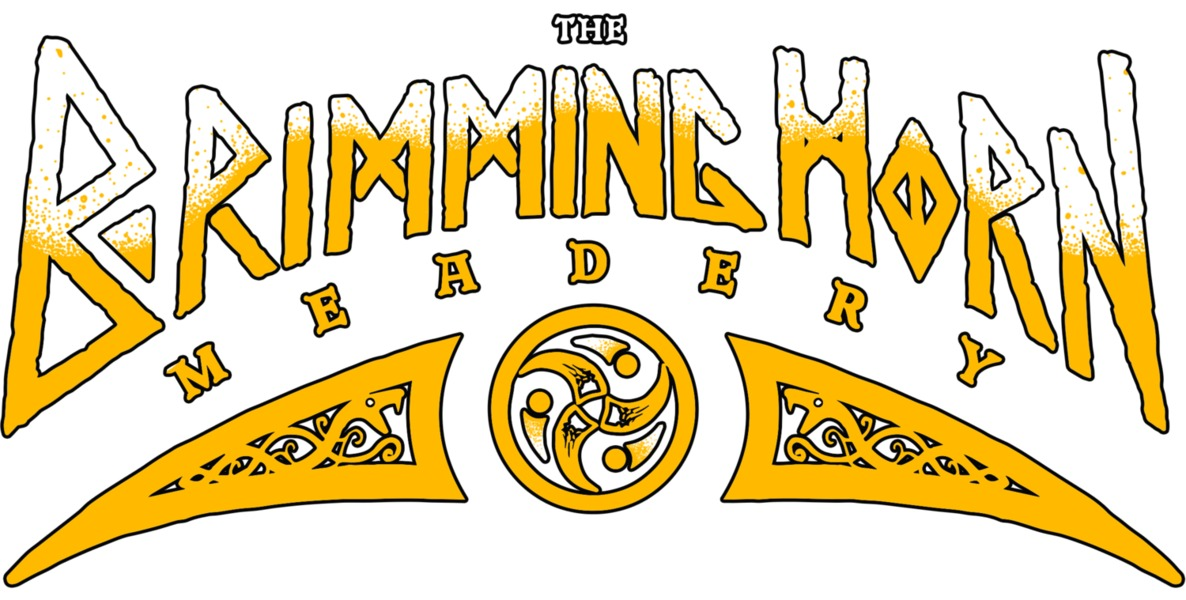 Logo for Brimming Horn Meadery
