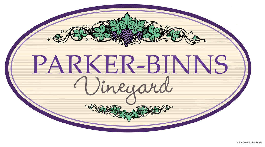 Logo for Parker-Binns Vineyard