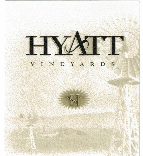 Logo for Hyatt Vineyards