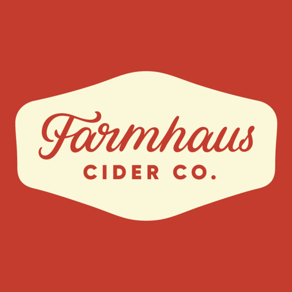 Brand for Farmhaus Cider Co.