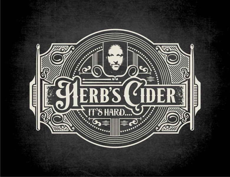 Brand for HERB'S CIDER