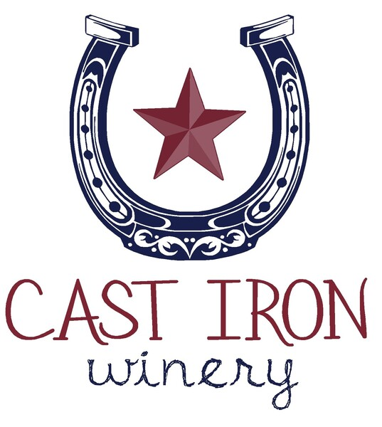 Logo for Cast Iron Winery