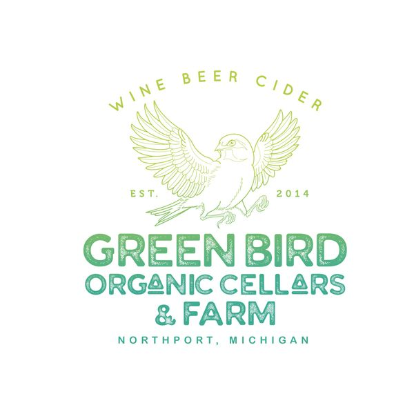 Brand for Green Bird Organic Cellars