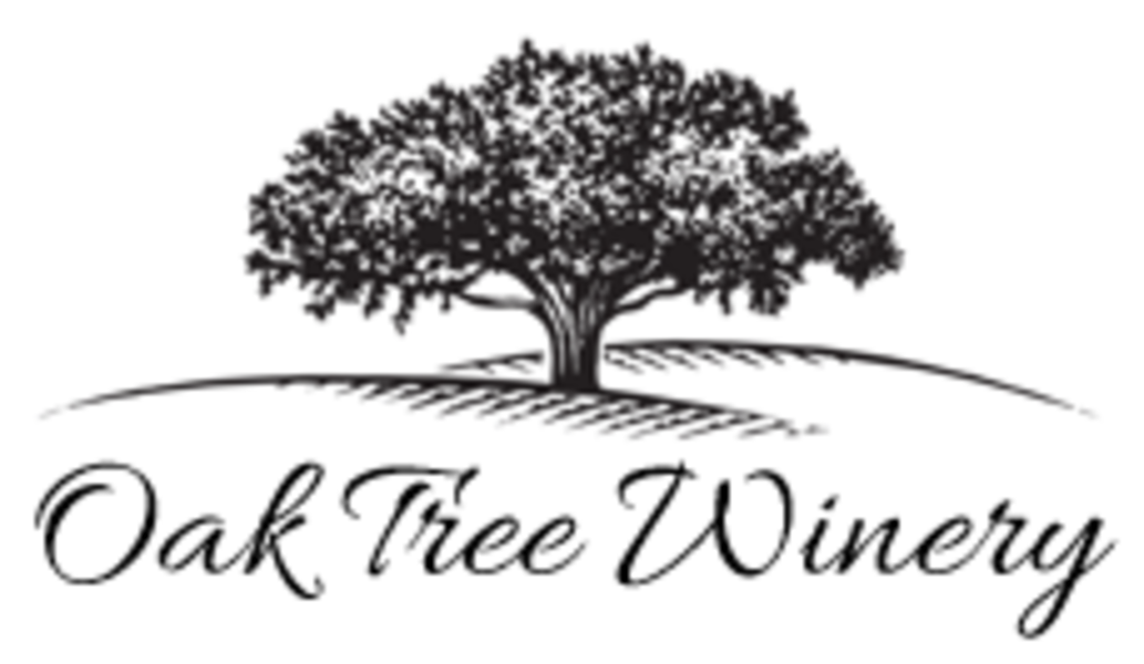Logo for Oak Tree Winery
