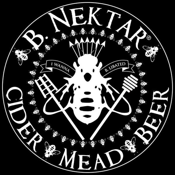 Logo for B. Nektar Mead & Cider