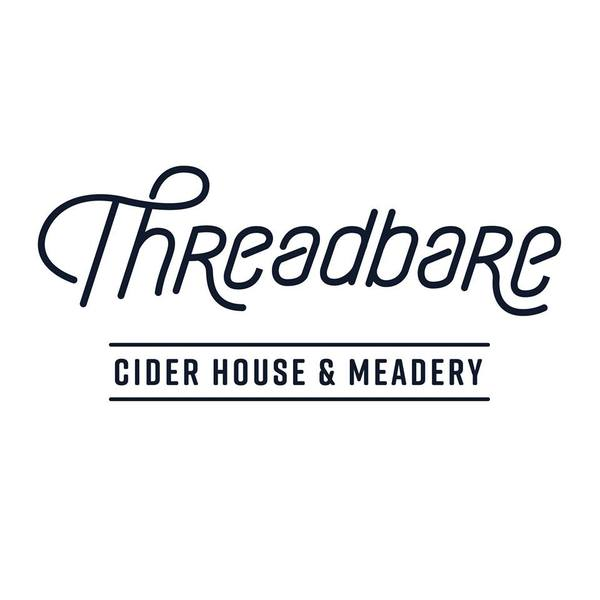 Brand for Threadbare Cider and Mead
