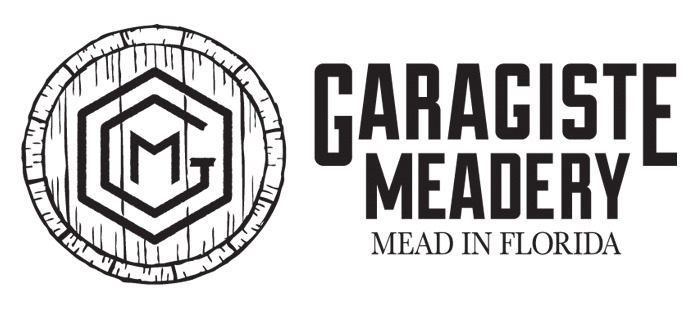 Brand for Garagiste Meadery