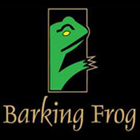 Logo for Barking Frog Winery