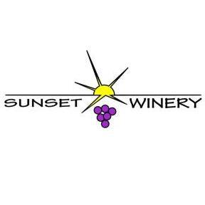 Brand for Sunset Winery