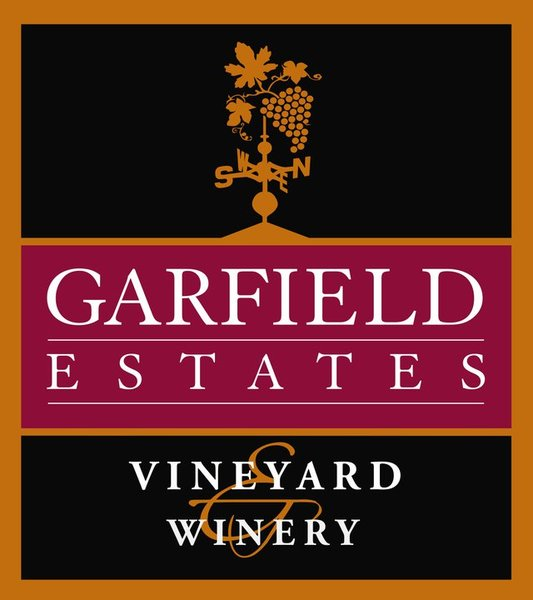 Logo for Garfield Estates Vineyard & Winery