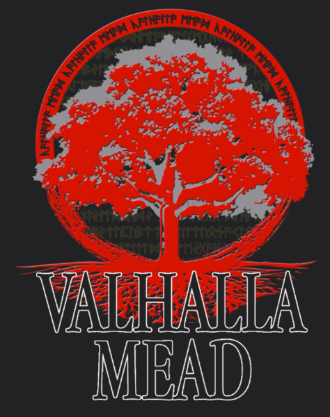 Brand for Valhalla Mead
