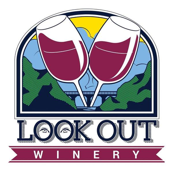 Brand for Lookout Winery Inc.