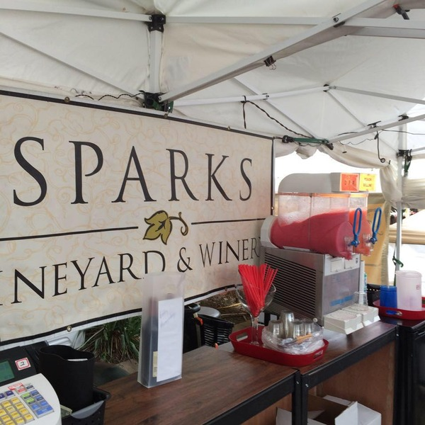 Logo for Sparks Vineyard & Winery