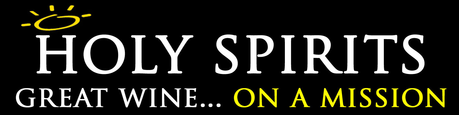 Logo for Holy Spirits Wine