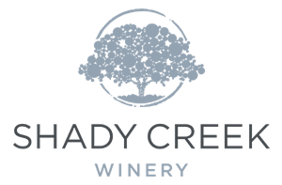 Logo for Shady Creek Winery