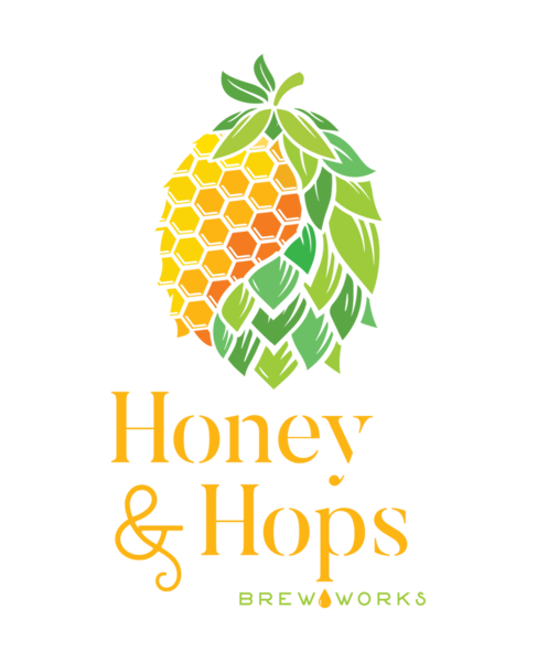Brand for Honey & Hops Brew Works