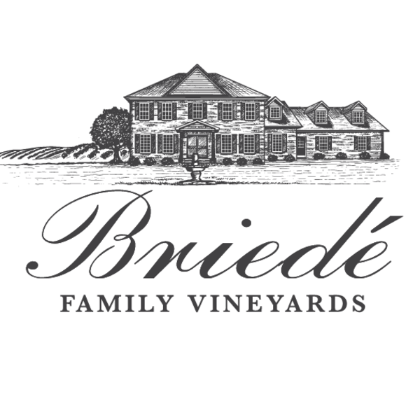 Logo for Briede Family Vineyards